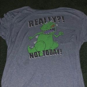 Women's Reptar tee shirt